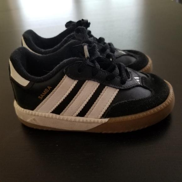 Toddler Adidas Samba Shoes